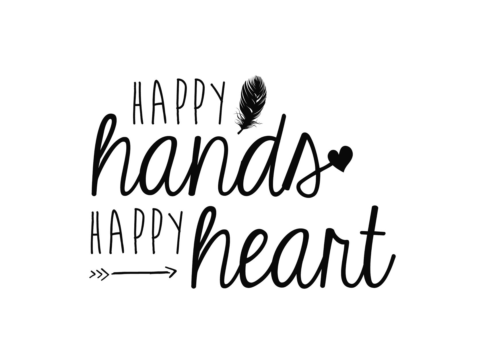 happy hands happy heart logo
