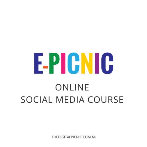 ePicnic Online Social Media Course
