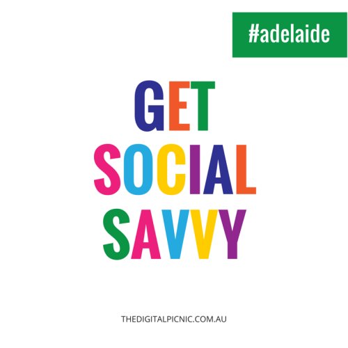 Get Social Savvy Adelaide