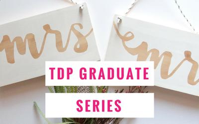 TDP Graduate Series – Simply Type
