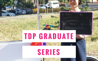 TDP Graduate Series – Cycle Style