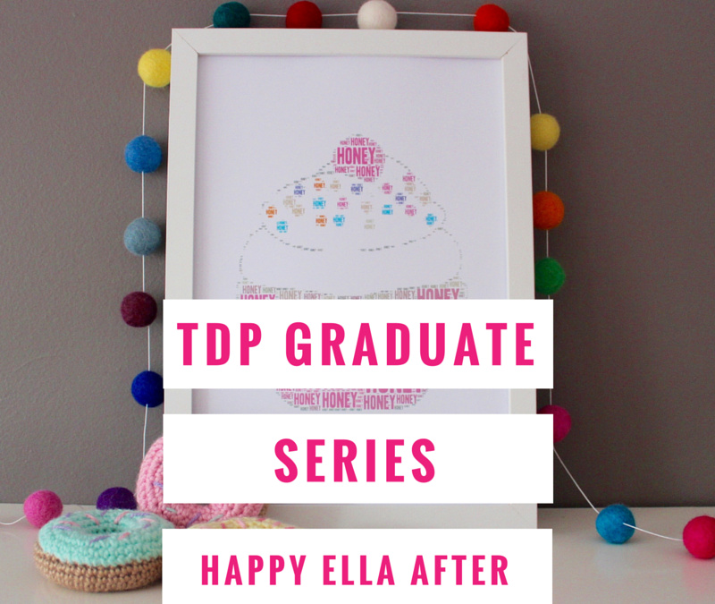 TDP Graduate Series – Happy Ella After