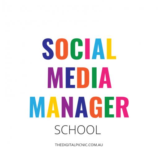 Social Media Manager School – July '20