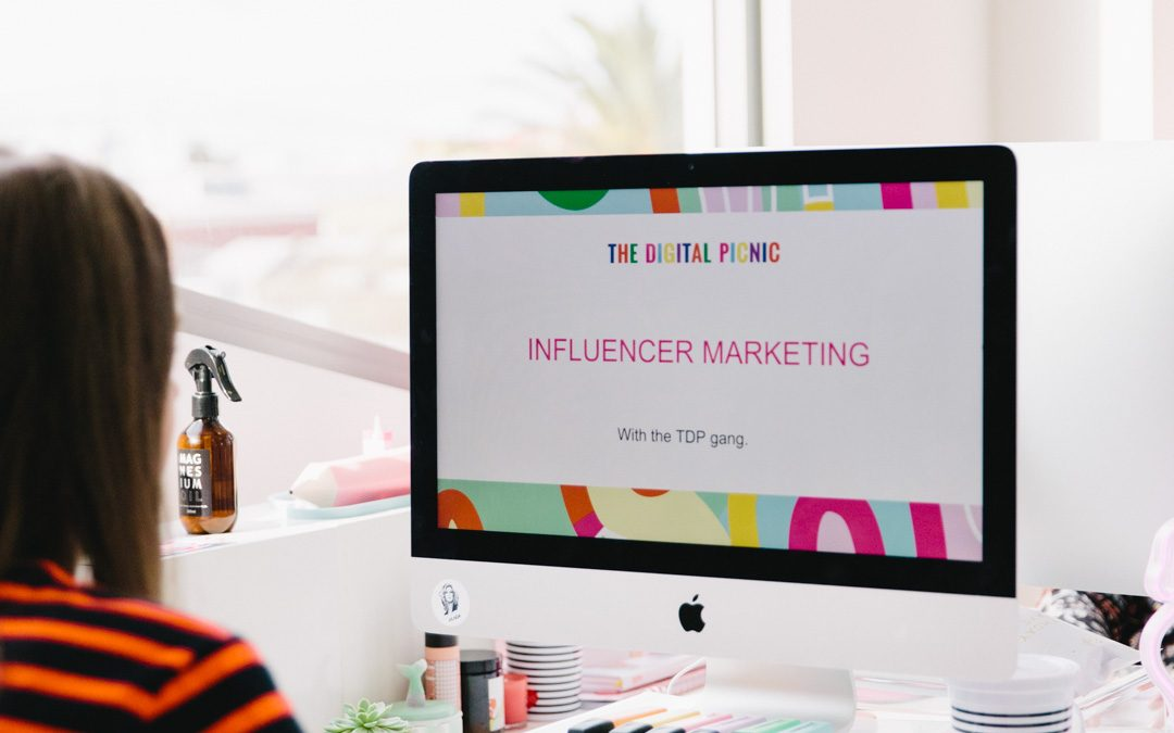 Our 3 top tips when working with social media influencers.