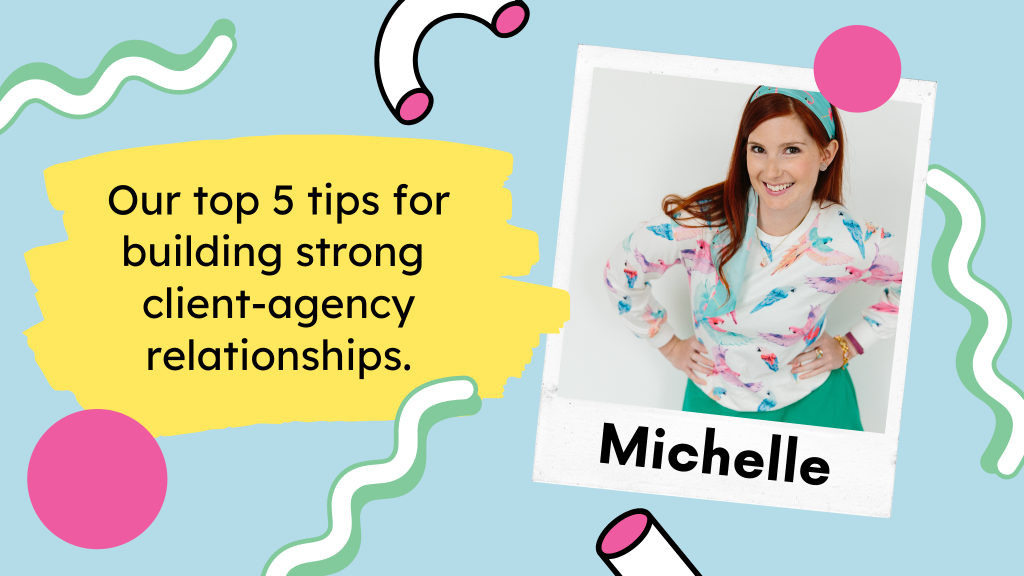 Image of Michelle - author of this blog post
