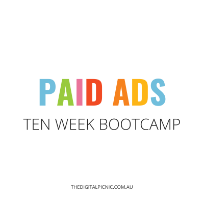 Paid Ads Bootcamp