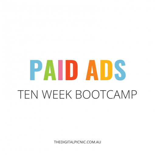 Paid Ads Bootcamp