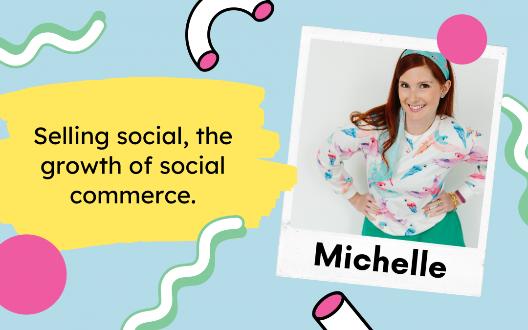 Selling social. The growth of social commerce.