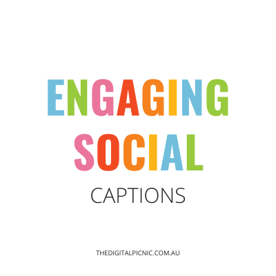 How to Write Engaging Captions Online Masterclass