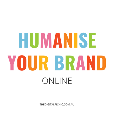 How to Humanise Your Brand Online Masterclass