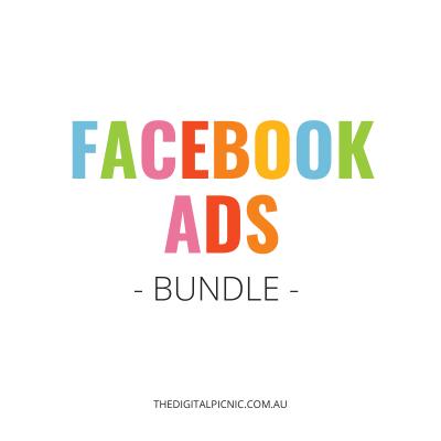Facebook Ads training bundle