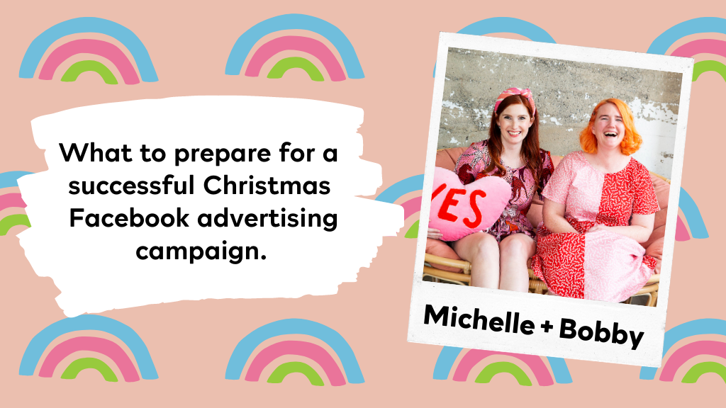Preppin' for success this Christmas with your Facebook Advertising