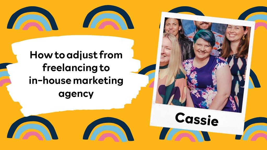 Image of blog author Cassie