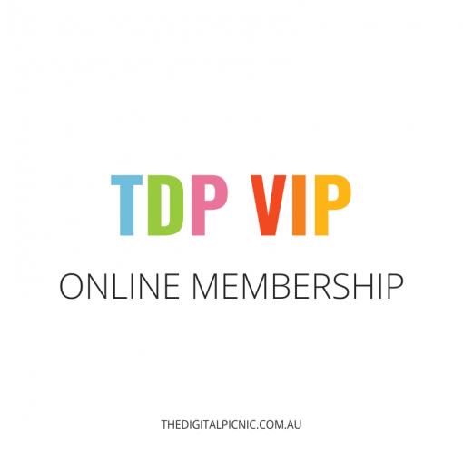 TDP VIP Membership 2021