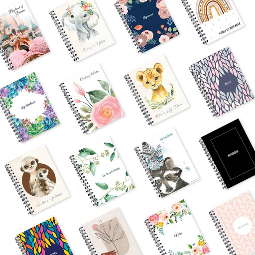 Image of padtastic binded notebooks