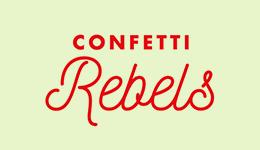 Confetti Rebels logo