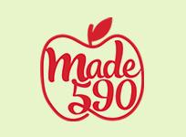 Made590 logo