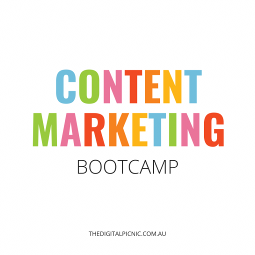 Content Marketing Bootcamp
