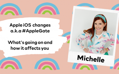 Apple iOS changes a.k.a #AppleGate. What's going on and how it affects you