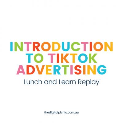 Introduction to TikTok advertising