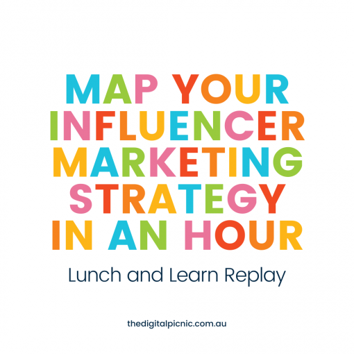 Map your influencer marketing strategy in an hour