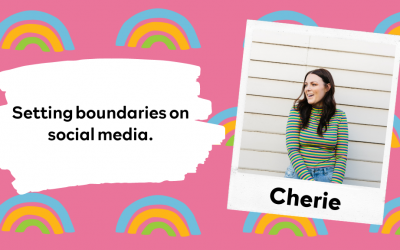 Setting Boundaries on Social Media