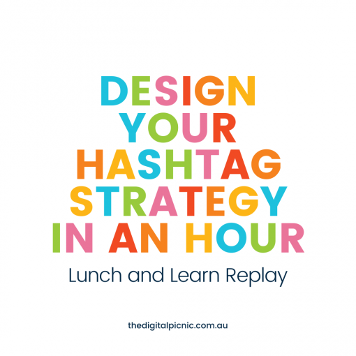 Design your hashtag strategy in an hour
