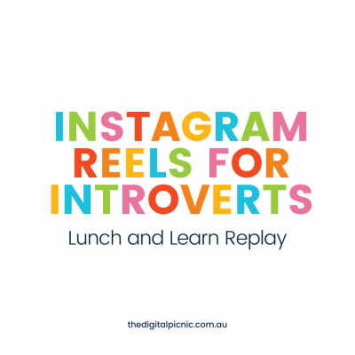 Instagram reels for introverts