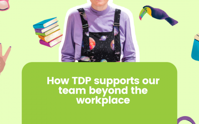 How TDP supports our team beyond the workplace